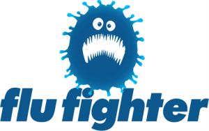 Flu fighterlogo